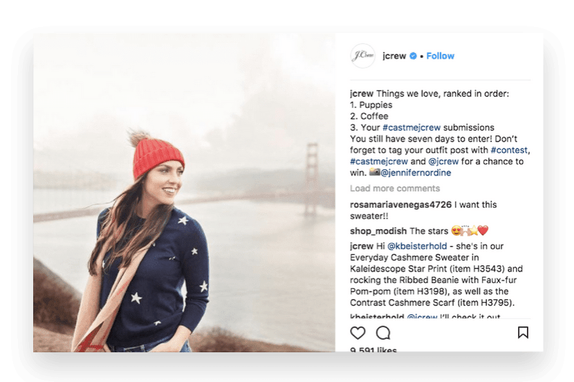 Create stories with your Instagram captions