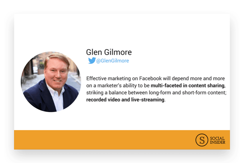 Are you wondering what 2018 might look like for Facebook marketing? Glen Gilmore - the future of Facebook marketing