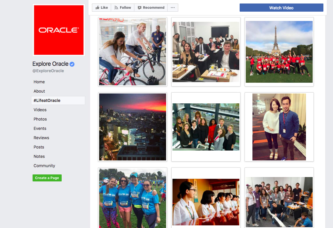How-b2b-marketers-capitalizing-on-Facebook---Oracle