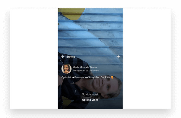 How to upload a video on IGTV