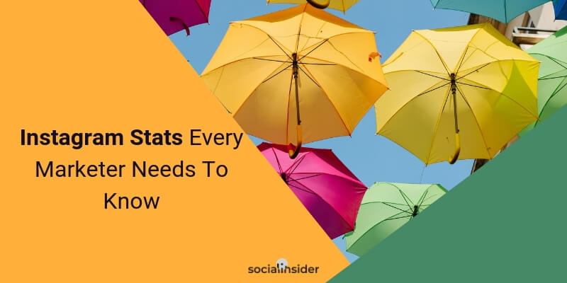Instagram Stats Every Marketer Needs to Know