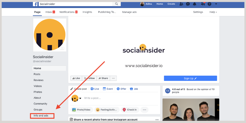How to search your competitors ads on Facebook