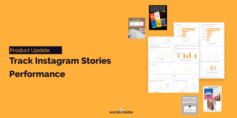 Analyze your Stories data with Socialinsider