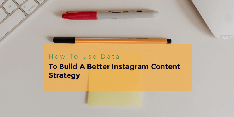 Instagram content analysis
