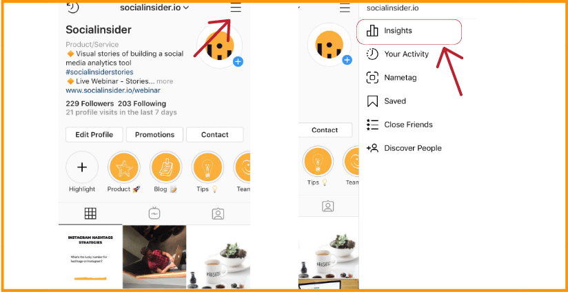 Instagram Stories Insights for all your previous stories