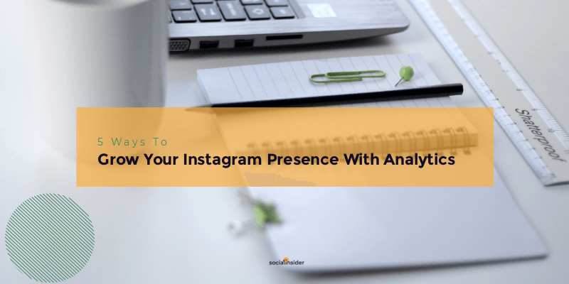 How to increase your Instagram followers with data