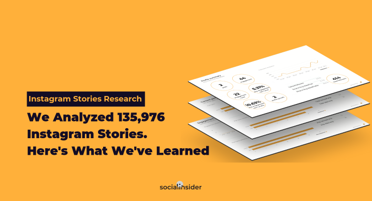 Get the latest Instagram Stories study