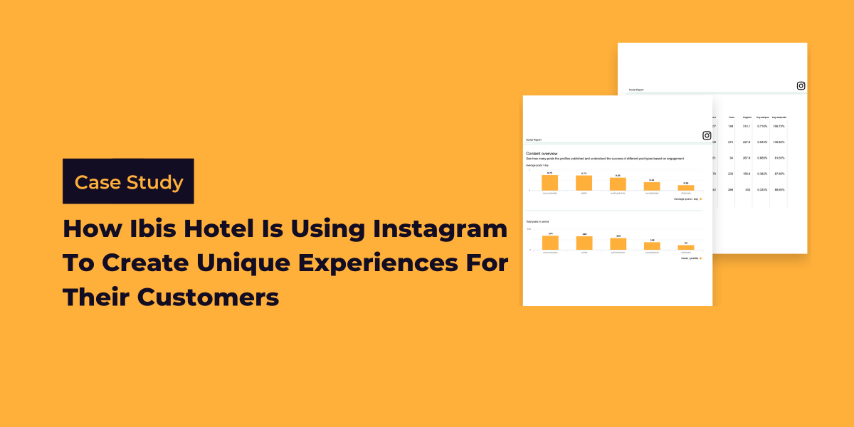 [Case Study]  How Ibis Hotel Is Using Instagram To Create Unique Experiences For Their Customers