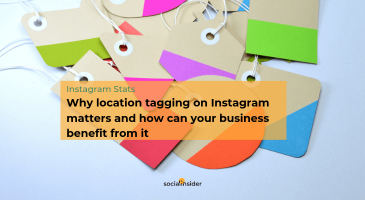Add a location tag for better Instagram performance.