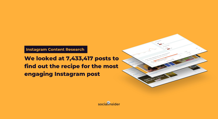 Get the Instagram content study