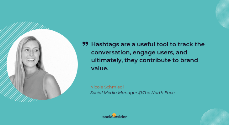 Hashtags are a useful tool to engage users