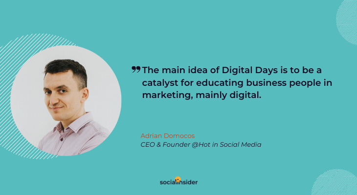 Digital Days - the most important digital marketing conference in Transilvania