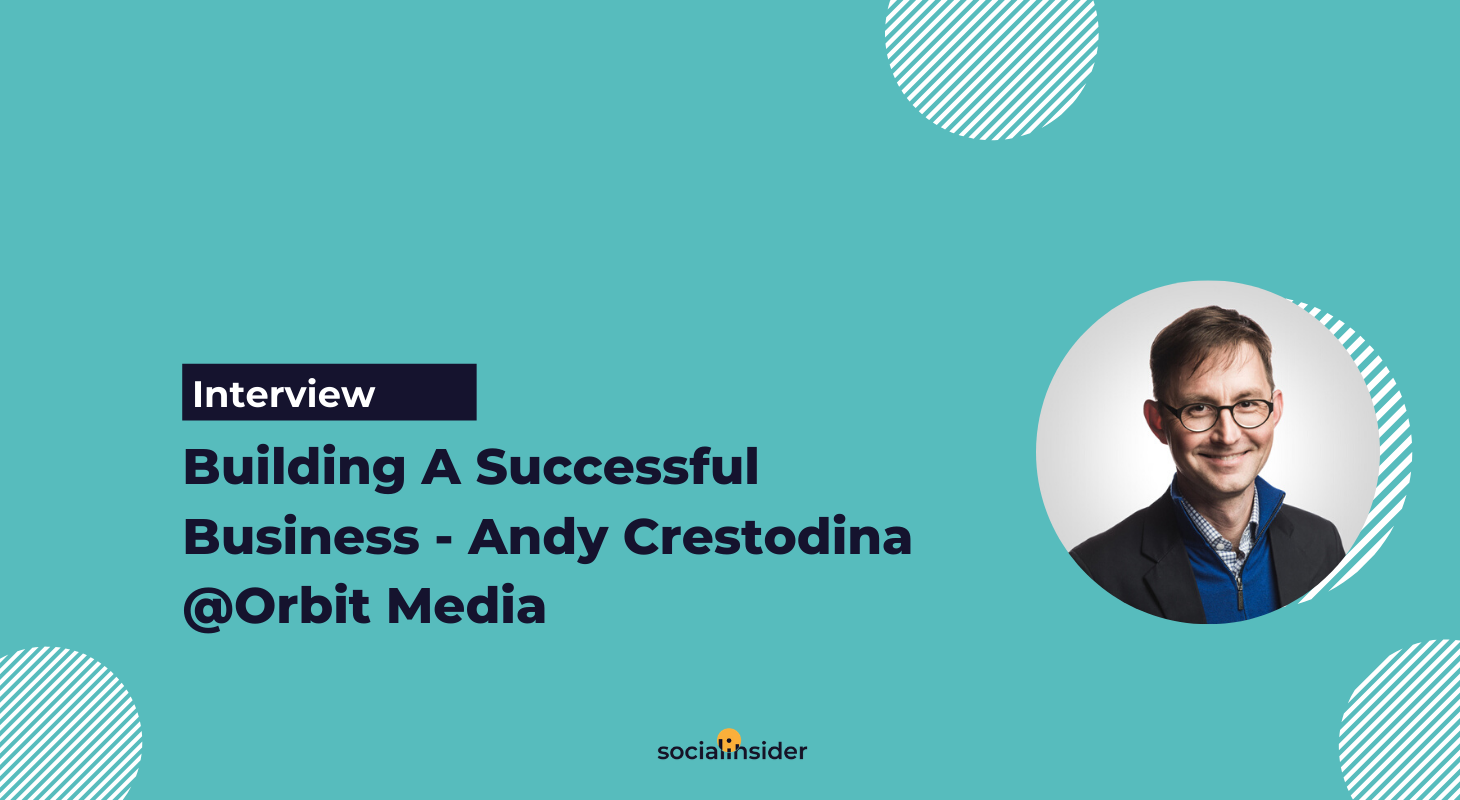 Meet Andy Crestodina and discover his success story