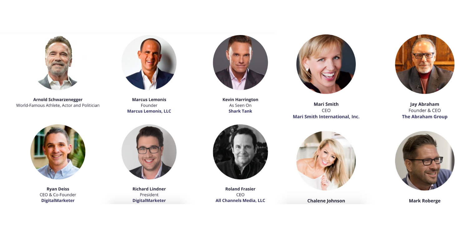 Traffic & Conversion Summit speakers