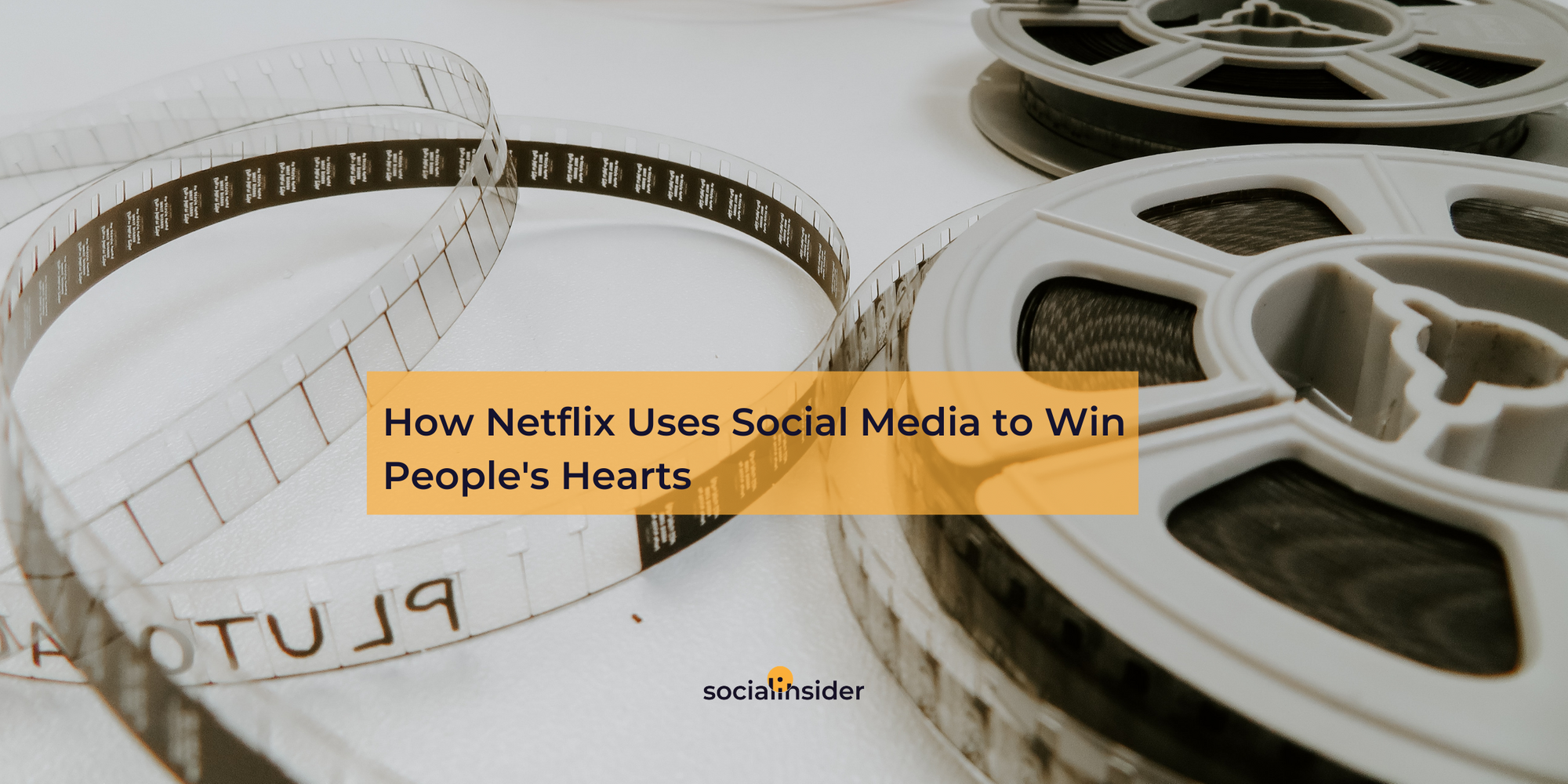 How Netflix Uses Social Media to Win People's Hearts