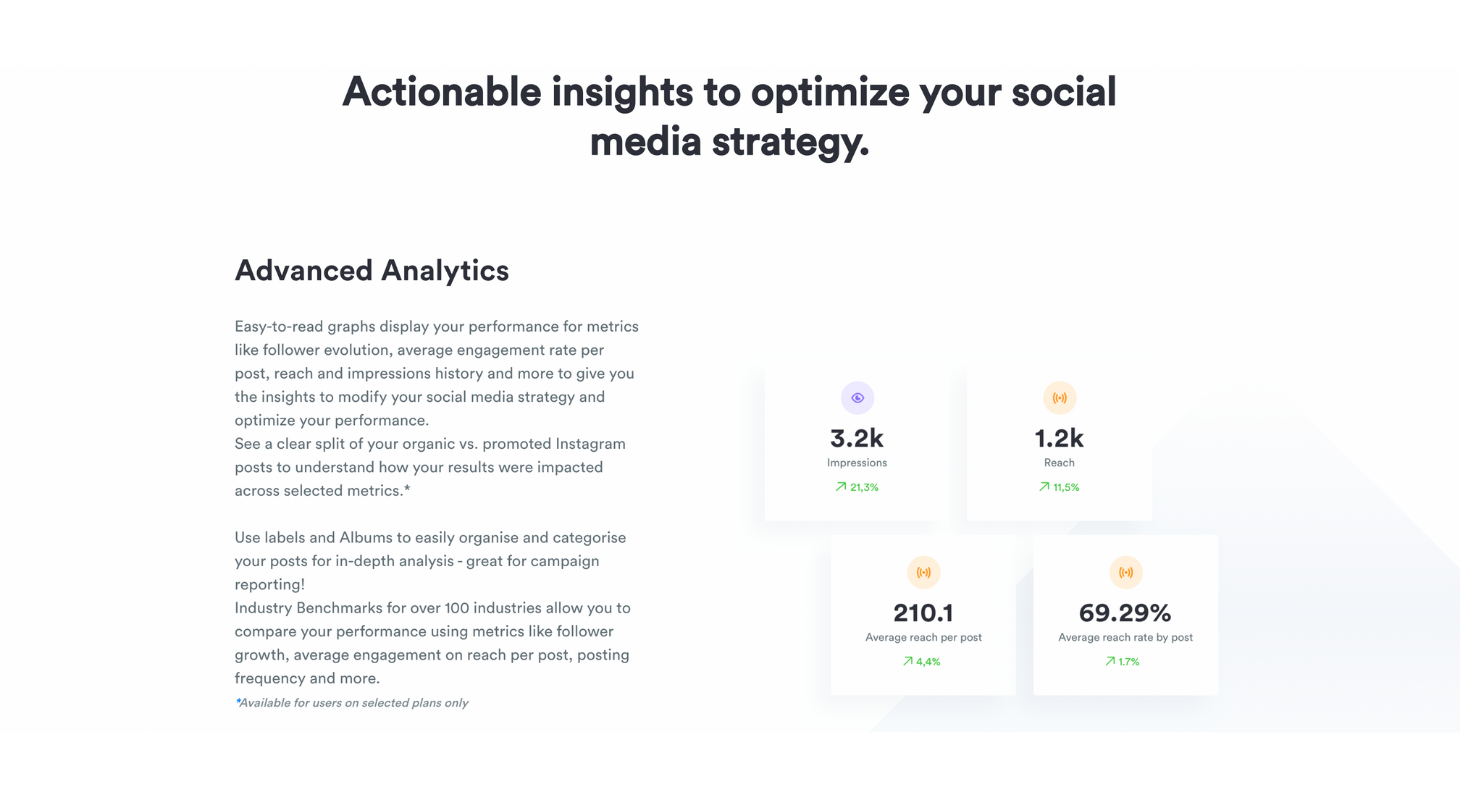 How to get Instagram analytics with Iconosquare