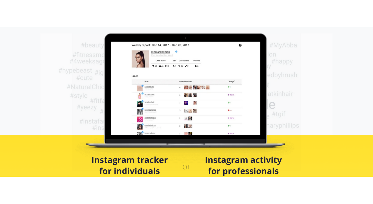 Acces your Instagram Analytics with Snoopreport
